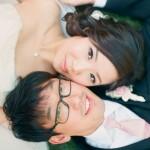 Hot-Air Balloon Wedding ~ David & Ann ~ by Caroline Tran