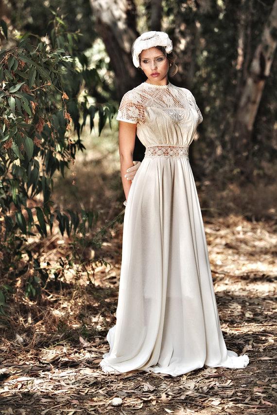 Hochzeitskleid 40er jahre