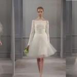 Die neuen Brautkleider ~ Spring 2014 Runway Shows ~ Monique Lhuillier