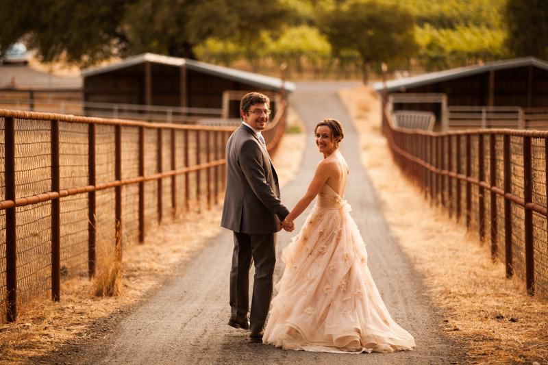 Erica und Patrick ~ Romantische Hochzeit auf dem Weingut in ...