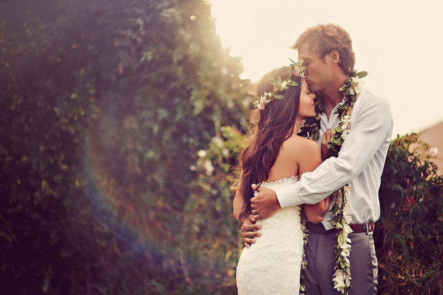 ... und Chelsea ~ Romantische Hochzeit auf Hawaii ~ Tamiz Photography
