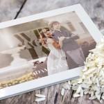 Erinnerungen an den schönsten Tag des Lebens ~ Mit personalisierten Gästebüchern von sendmoments