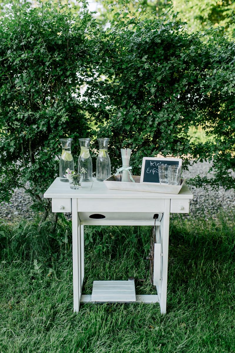 Brautpaarportraits in der Abendsonne ~ Svenja Kock