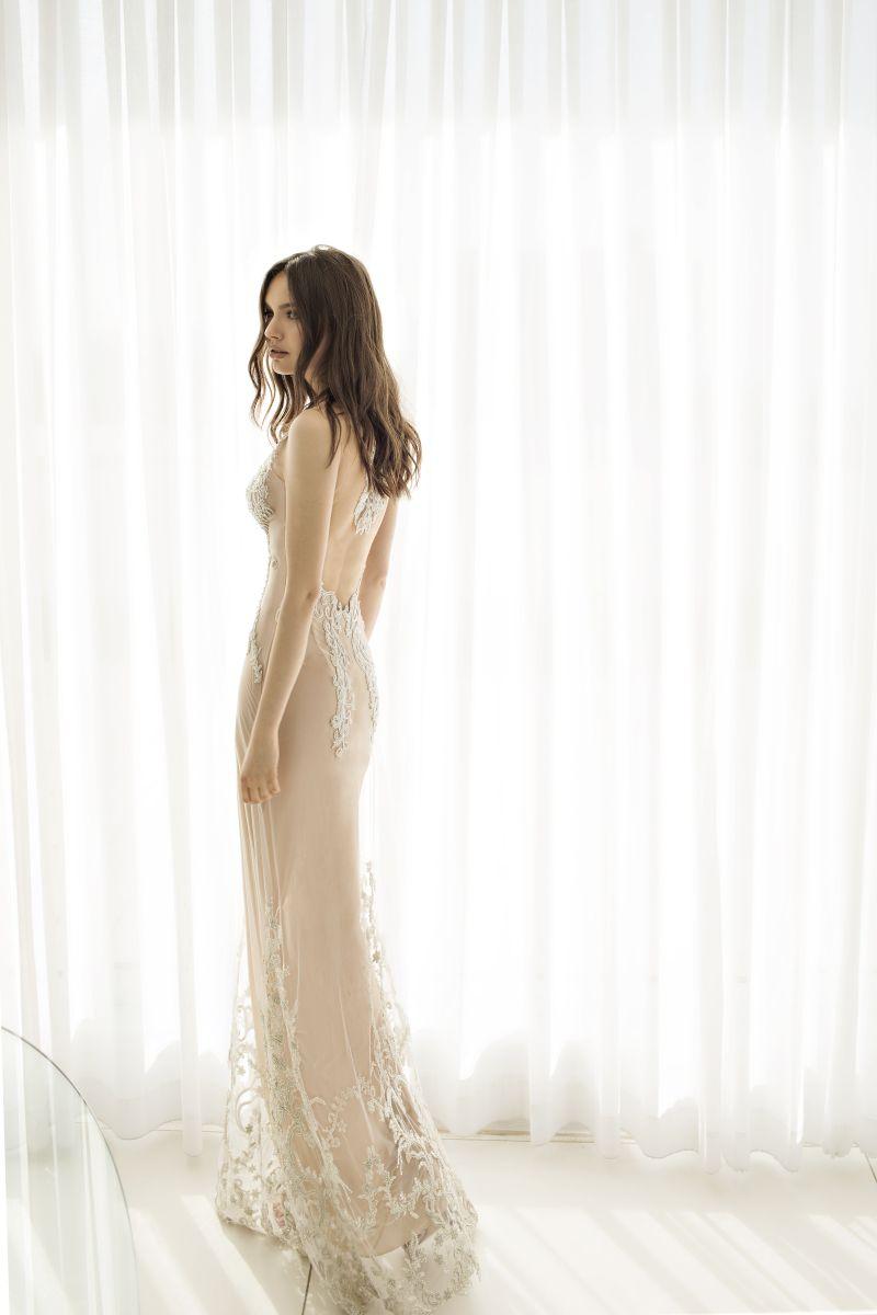 Chantal Be You Bridal Collection - Hochzeitsblog Brautsalat 02