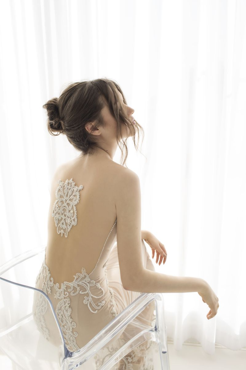 Chantal Be You Bridal Collection - Hochzeitsblog Brautsalat 03