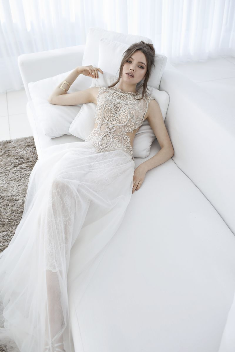 Chantal Be You Bridal Collection - Hochzeitsblog Brautsalat 04