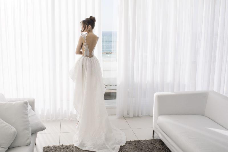Chantal Be You Bridal Collection - Hochzeitsblog Brautsalat 08