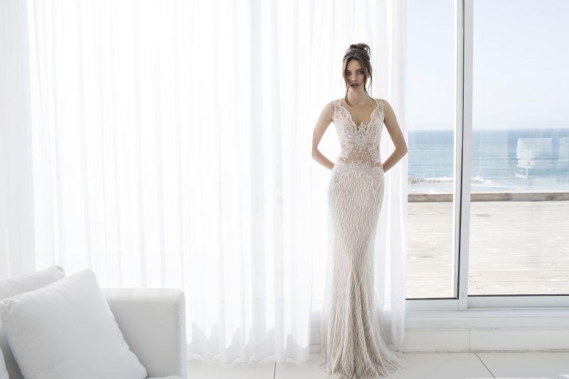 Chantal Be You Bridal Collection - Hochzeitsblog Brautsalat 09