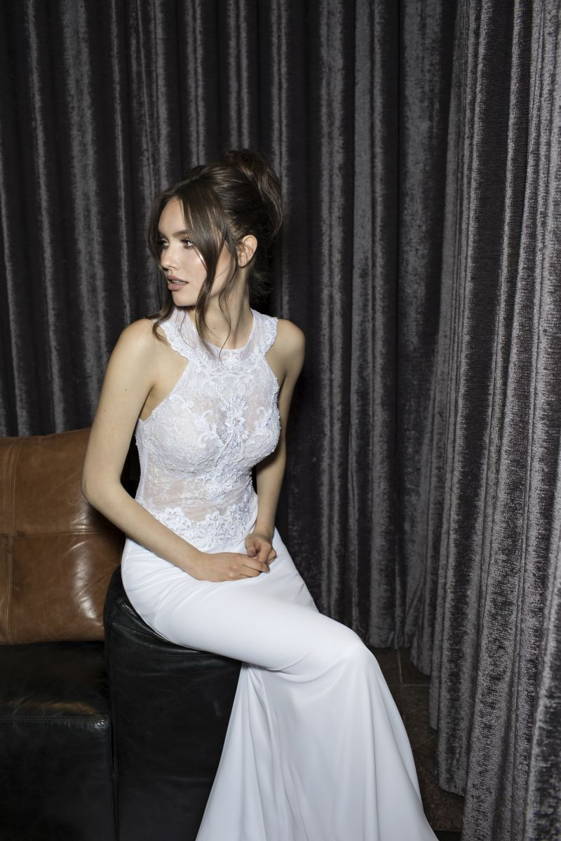 Chantal Be You Bridal Collection - Hochzeitsblog Brautsalat 13