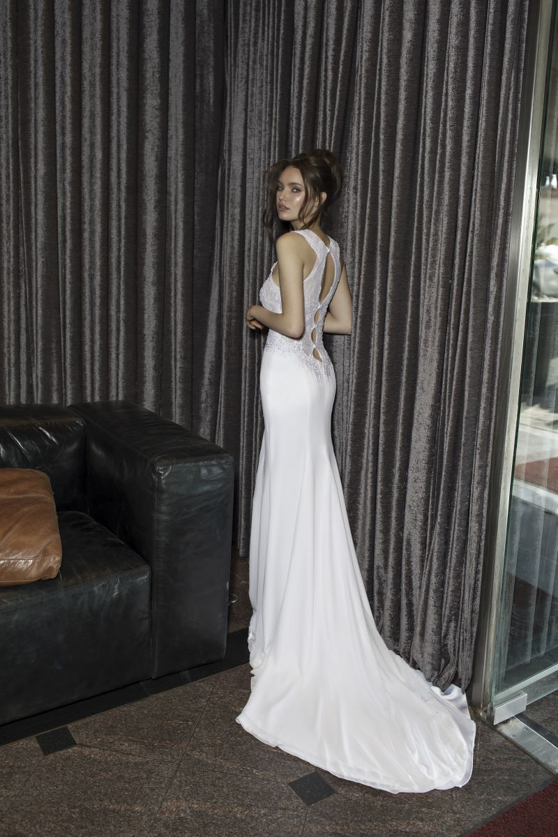 Chantal Be You Bridal Collection - Hochzeitsblog Brautsalat 14