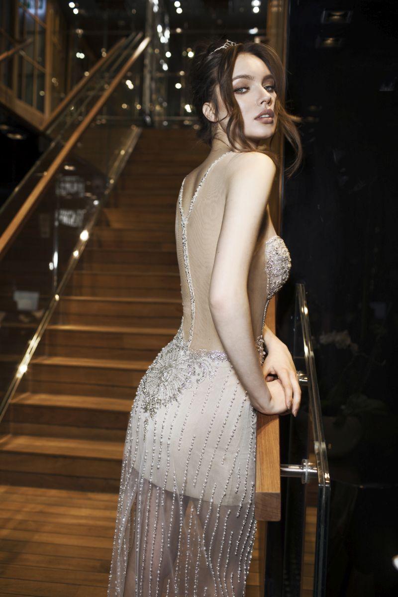 Chantal Be You Bridal Collection - Hochzeitsblog Brautsalat 15