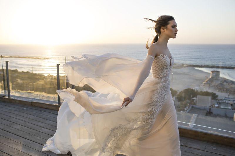 Chantal Be You Bridal Collection - Hochzeitsblog Brautsalat 19