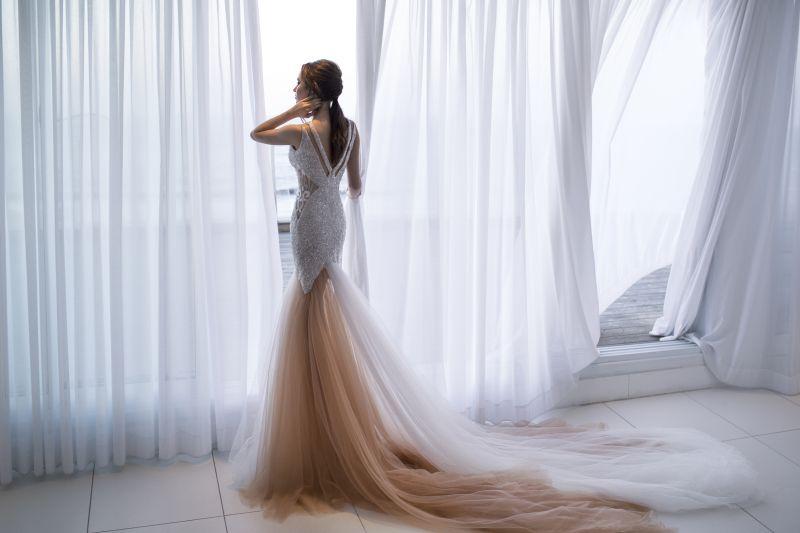 Chantal Be You Bridal Collection - Hochzeitsblog Brautsalat 20
