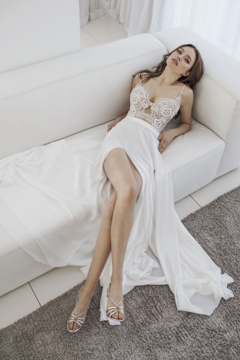 Chantal Be You Bridal Collection - Hochzeitsblog Brautsalat 22