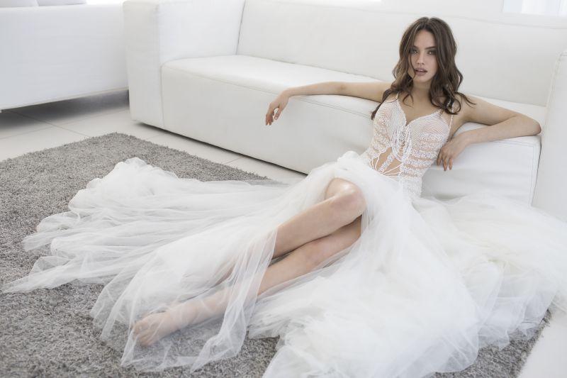 Chantal Be You Bridal Collection - Hochzeitsblog Brautsalat 25