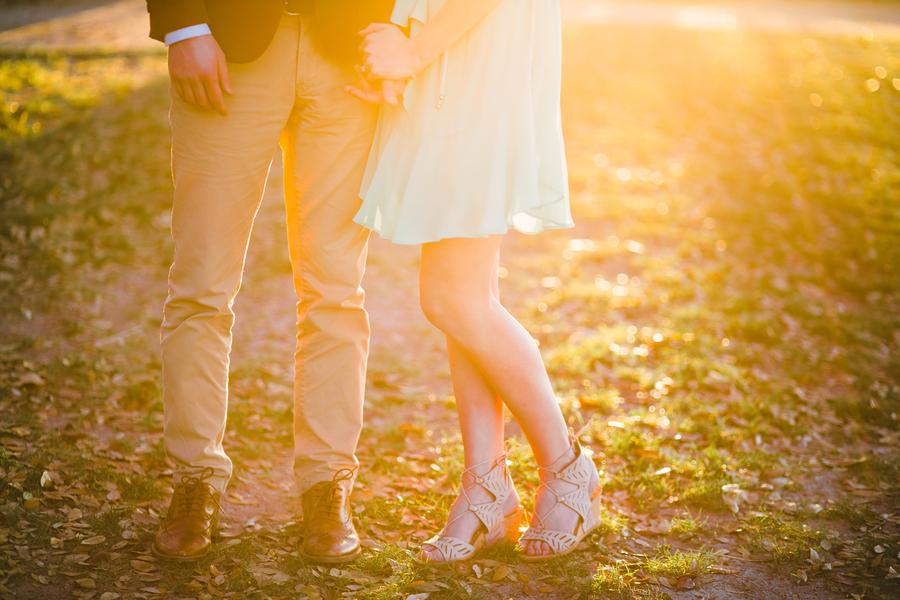 Verlobungsshooting in Charleston