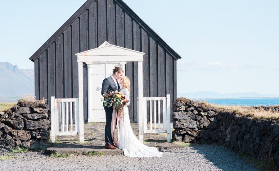 Brautkleid von Claire Pettibone