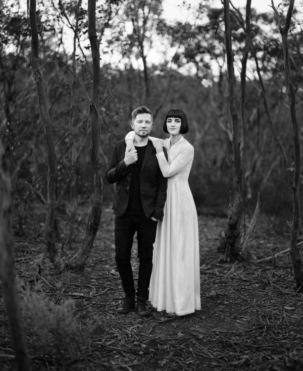 Stimmungsvolles Verlobungsshooting aus Melbourne